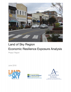 Land of Sky Resilience Exposure Report